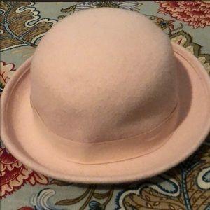 Adorable Powder Pink Hat